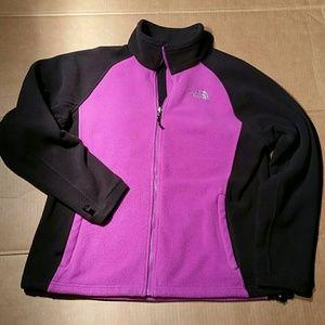 The North Face Fleece Jacket. XL-TG